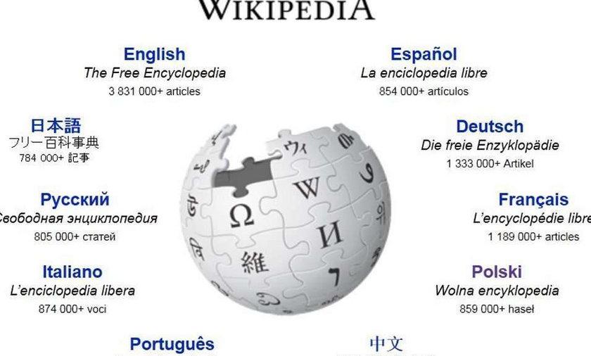 Groza. Wyłączą Wikipedię!