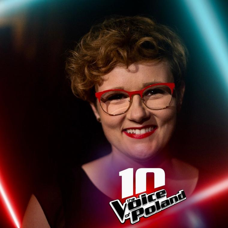 "Dagmara Latosińska w programie ""The Voice of Poland 10"""