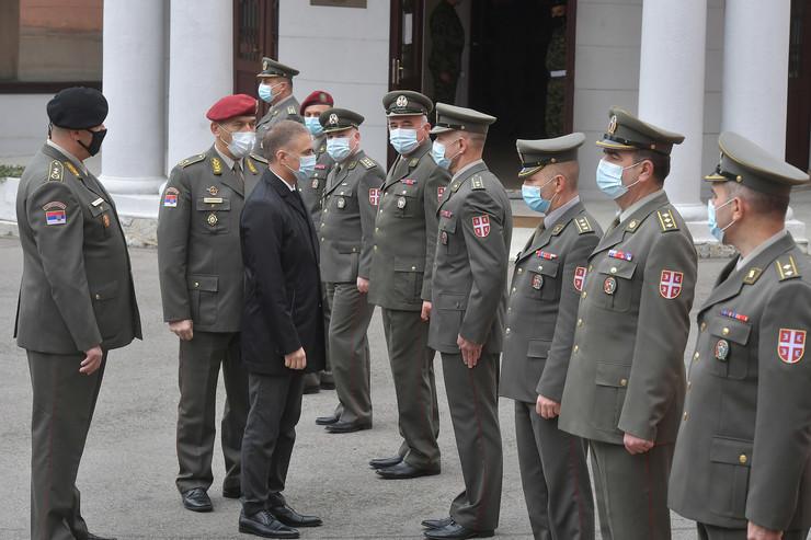 Nebojša Stefanović, Vojska Srbije