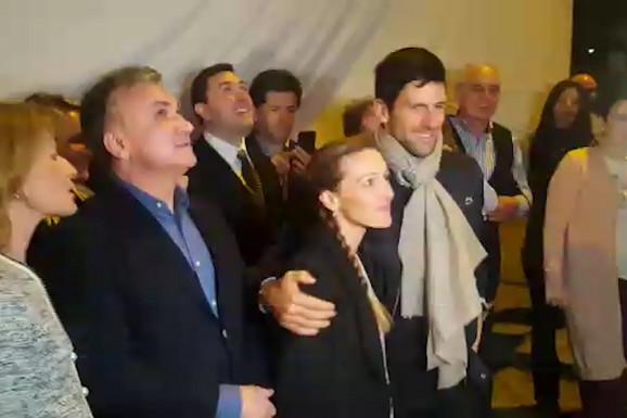 TRENUTAK KOJI NIKO NIJE PRIMETIO, A GOVORI SVE Evo u kakvom je zapravo odnosu Jelena Đoković sa Novakovom majkom (VIDEO)