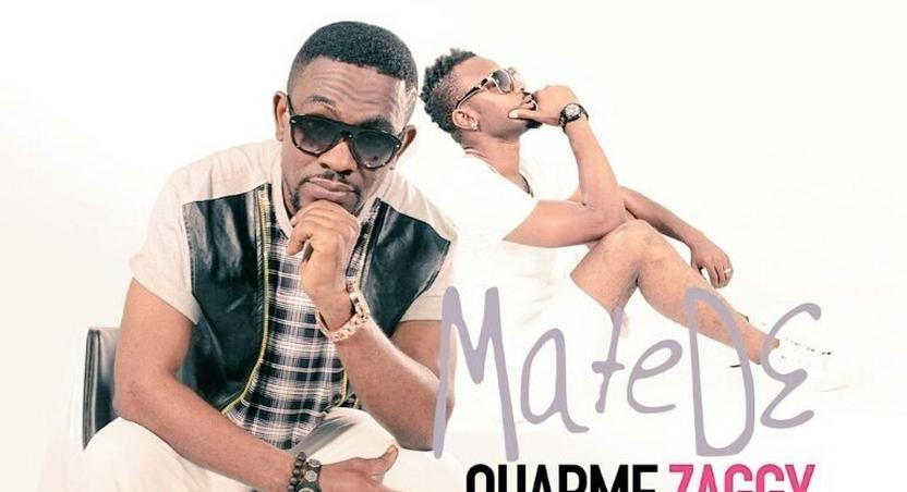 Quarme Zaggy - Mate D3 feat. Shatta Rako (Prod. by Cabum)
