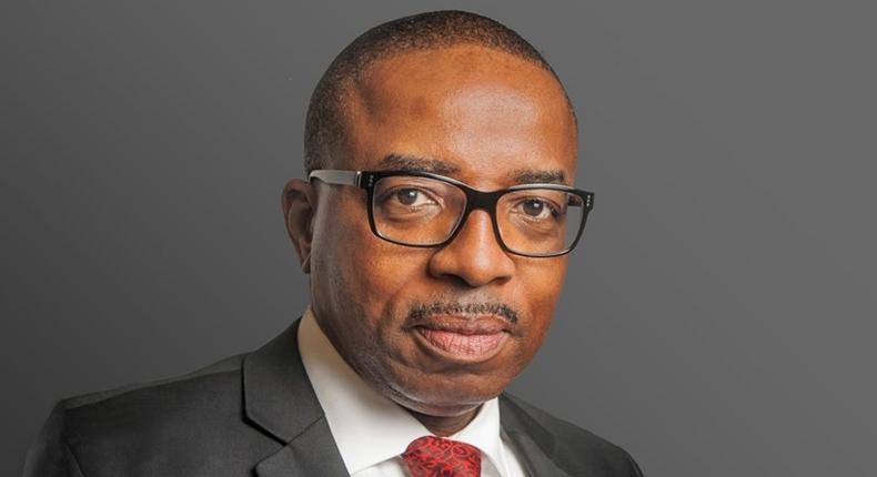 Ebenezer Onyeagwu, Group Managing Director/Chief Executive Officer