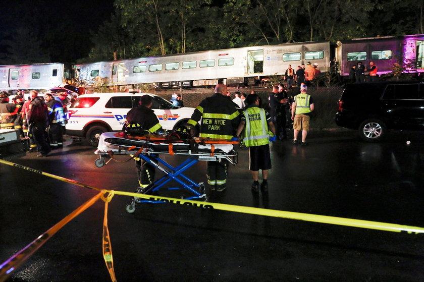 29 września doszło do wypadku w Hoboken