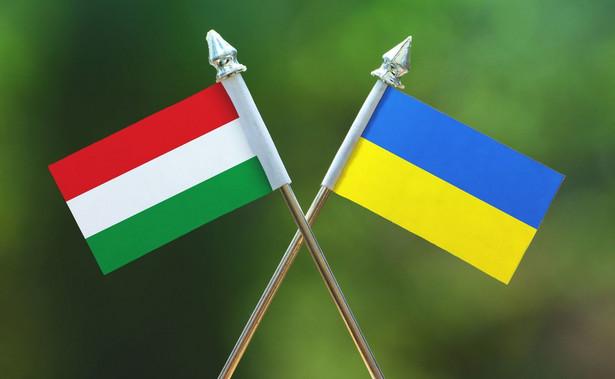 Ukraina Węgry
