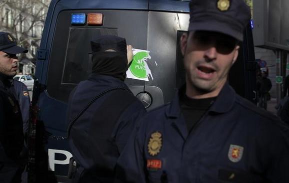 Španska policija uhapsila Srbina kriminalca