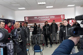 NIS01 Fudbaleri Radnickog organizovali humanitarnu akciju foto FK Radnicki