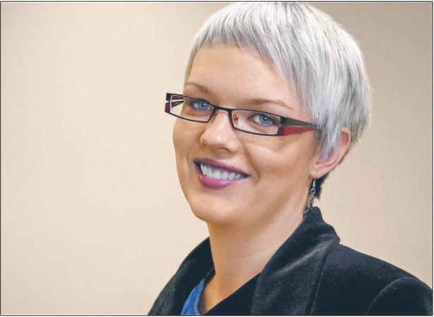 Julia Krupa-Ignaczak, radca prawny w Kancelarii Prawnej Raven Fot. Arch.