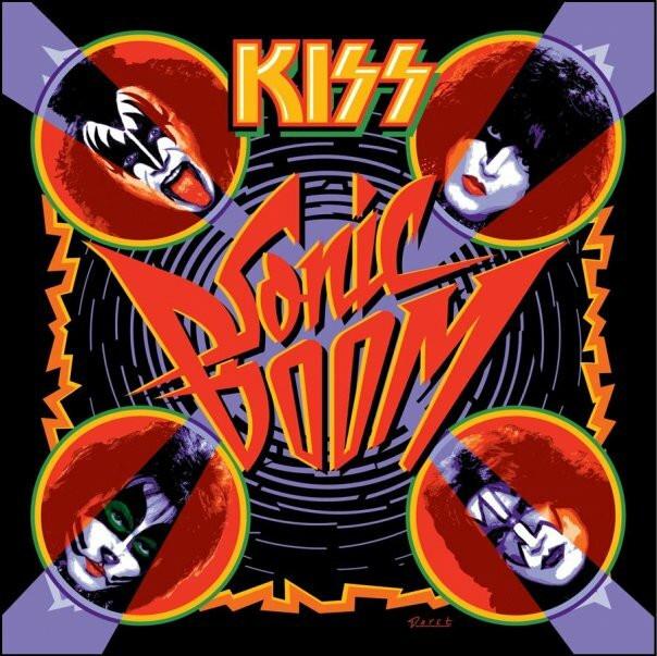 "KISS ""Sonic Boom"""