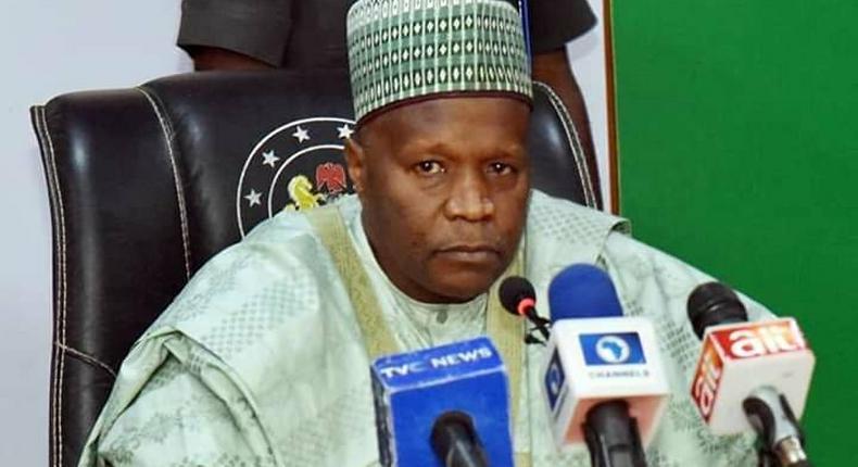 Governor Inuwa Yahaya of Gombe State [PM News]