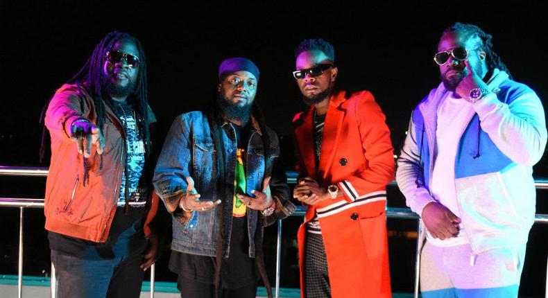 Morgan Heritage & Patoranking release 'Pay Attention'