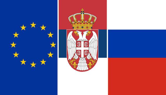 Srbija između Zapada i Istoka