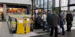 Zaklęte schody na dworcu w Katowicach czeka wymiana