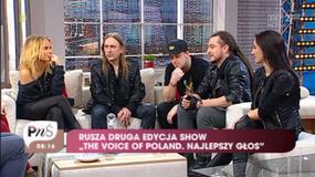 """Nowi trenerzy """"The Voice"""" o show: nie możemy obrażać uczestników"""