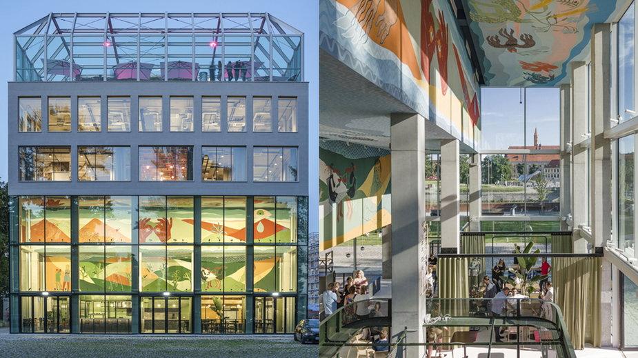"""Centrum """"Concordia Design"""""""
