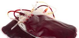 Przetoczyli złą krew. Pacjent umarł