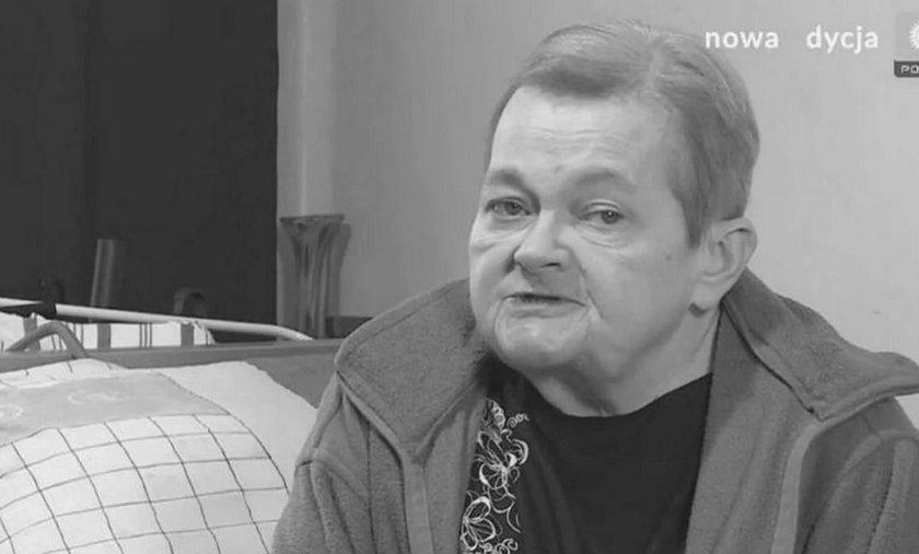 """Nie żyje uczestniczka programu """"Nasz nowy dom"""""""