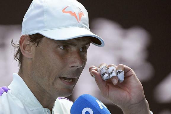 """SVAKA ČAST NOVAKU, ALI...."" Rafael Nadal konačno progovorio o tome što je Đoković oborio Federerov rekord - i to kako!"
