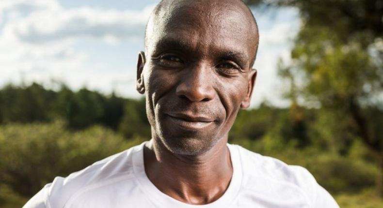 Eliud Kipchoge's dressing on GQ magazine attracts mixed reactions from Kenyans