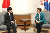 Brnabić i ambasador Japana