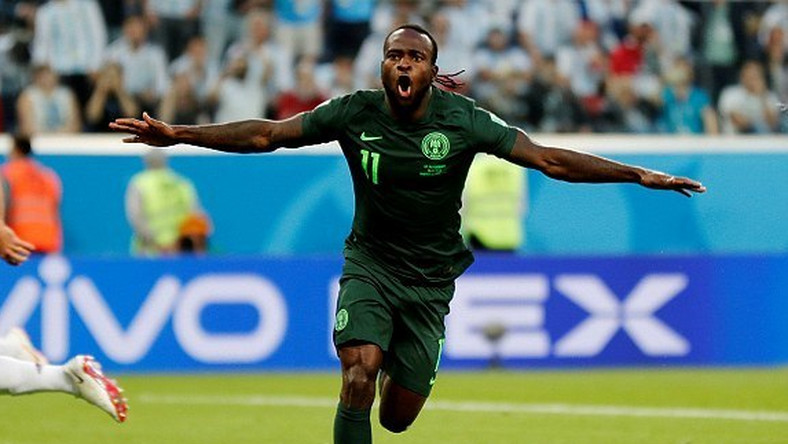 Image result for Victor Moses nations Cup