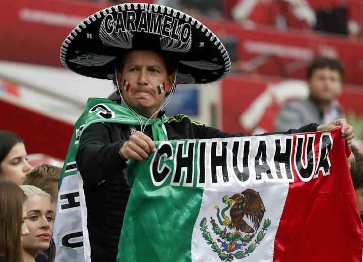 Fudbalska reprezentacija Meksika
