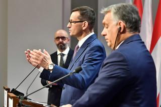Morawiecki po spotkaniu z Orbanem: Rozporządzenie o praworządności grozi rozpadem UE. Nie zawahamy się użyć weta dla dobra całej UE