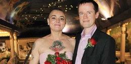 Po 18 dniach koniec małżeństwa Sinead O'Connor