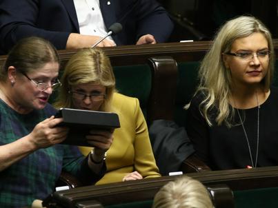 W 2018 roku wzrośnie m.in. budżet Kancelarii Sejmu, która obsługuje posłów