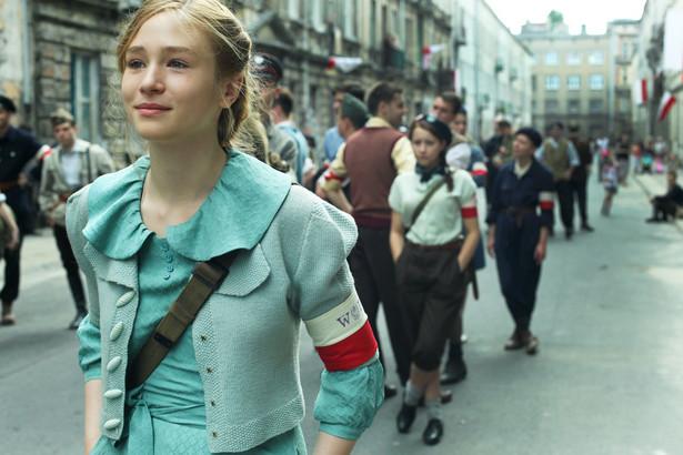 """Zofia Wichłacz w filmie """"Miasto 44"""" (2014)"""
