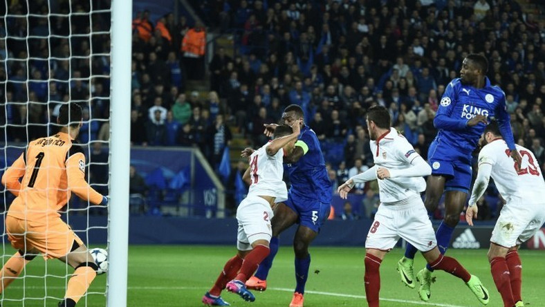 A disastrous two weeks for Sevilla has seen them slip out of contention for the title and dumped out the Champions League by Leicester City in midweek (pictured)