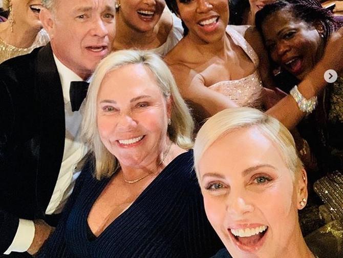 Selfi sa Oskara je hit na mrežama
