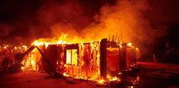 Ogniste tornada trawią Kalifornię. Coraz więcej ofiar