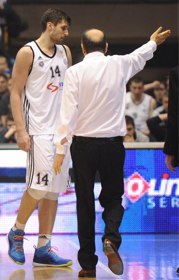 Đorđe Gagić i Dule Vujošević