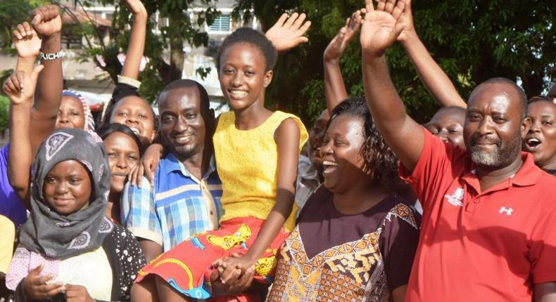 Top KCPE girl Mary Mutua yet to join form one as she battles cancer