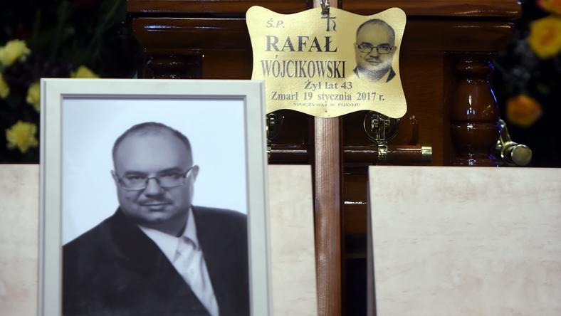 Poseł Rafał Wójcikowski zginął w styczniu w wypadku drogowym
