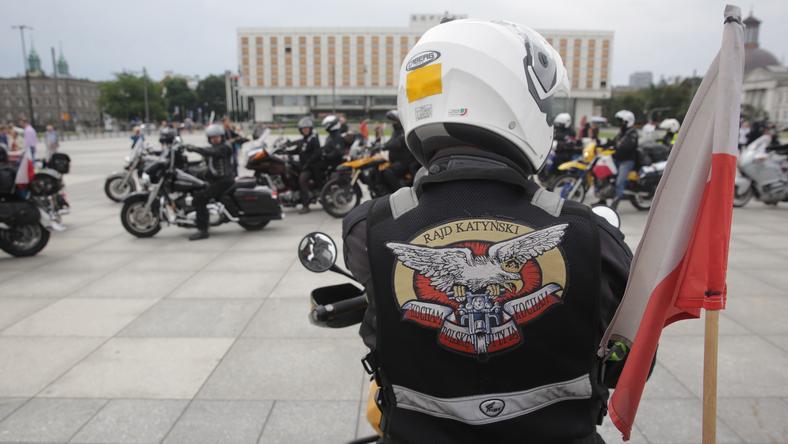 WARSZAWA XVII MOTOCYKLOWY RAJD KATYŃSKI (XVII Międzynarodowy Motocyklowy Rajd Katyński)
