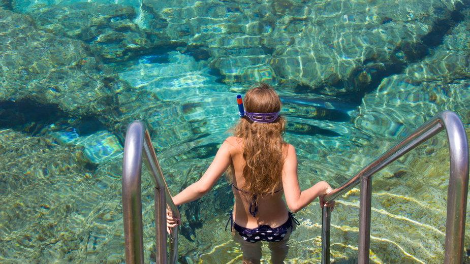 Cypryjskie kąpielisko