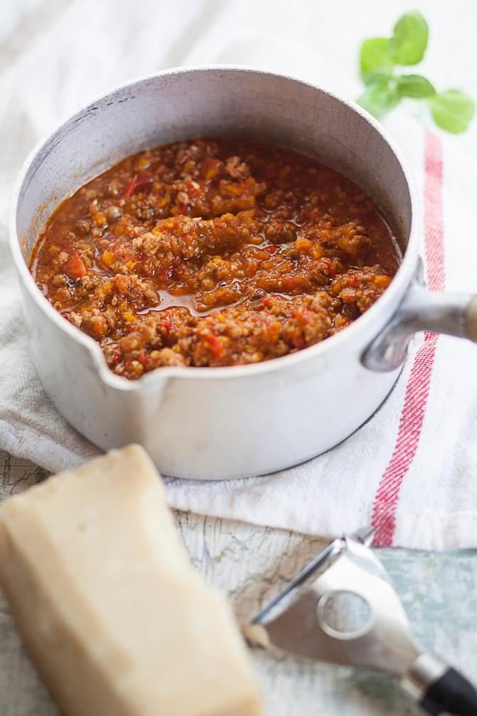 Svi vole bolonjeze sos!