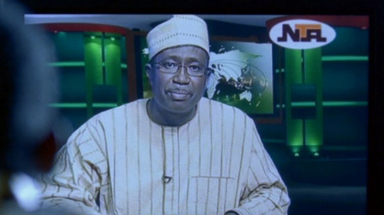 Nigerians have a lot of good things to say about Cyril Stober as he retires  from NTA after three decades of being the face of news casting on the TV station.  (Bella Naija)