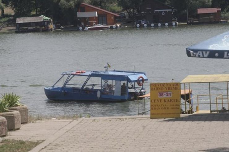 čamci blokovi sava
