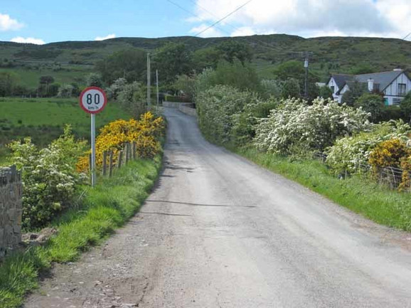 Granica u Kilenu, Severna Irska