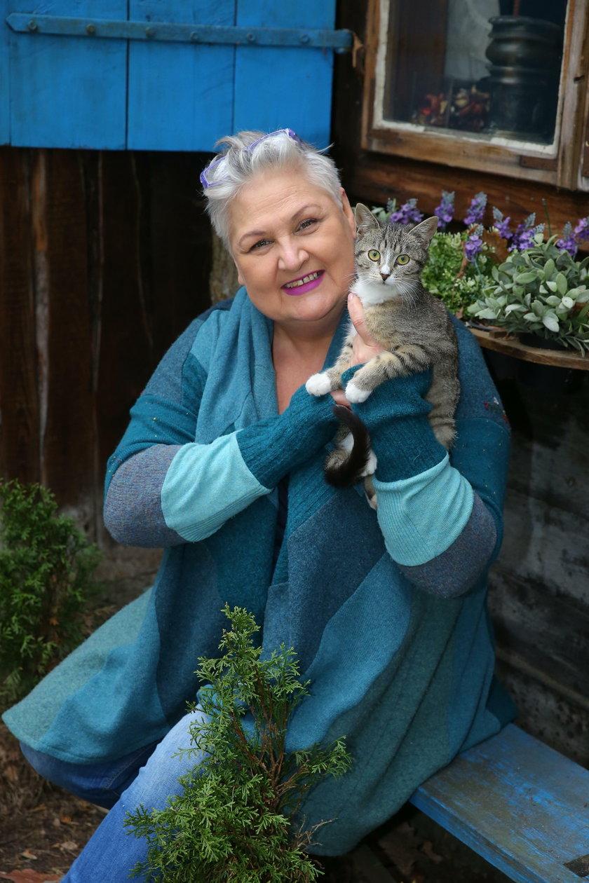 Mazowsze: Babcia z Rejentówki gwiazdą internetu