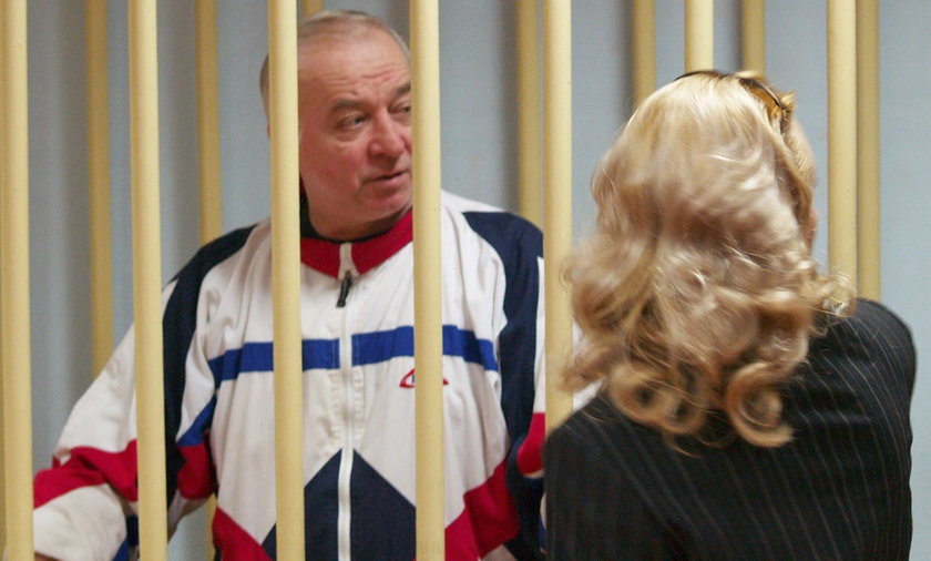 Skripal był skazany w Rosji za szpiegostwo na rzecz Wielkiej Brytanii