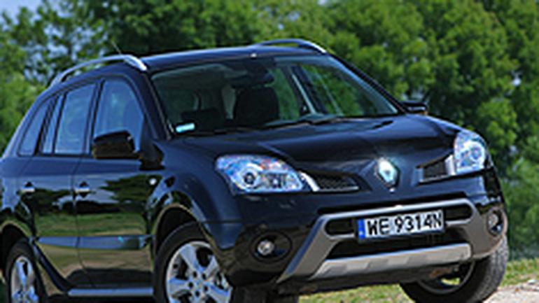 Renault Koleos 2,5 SUV wielonarodowy