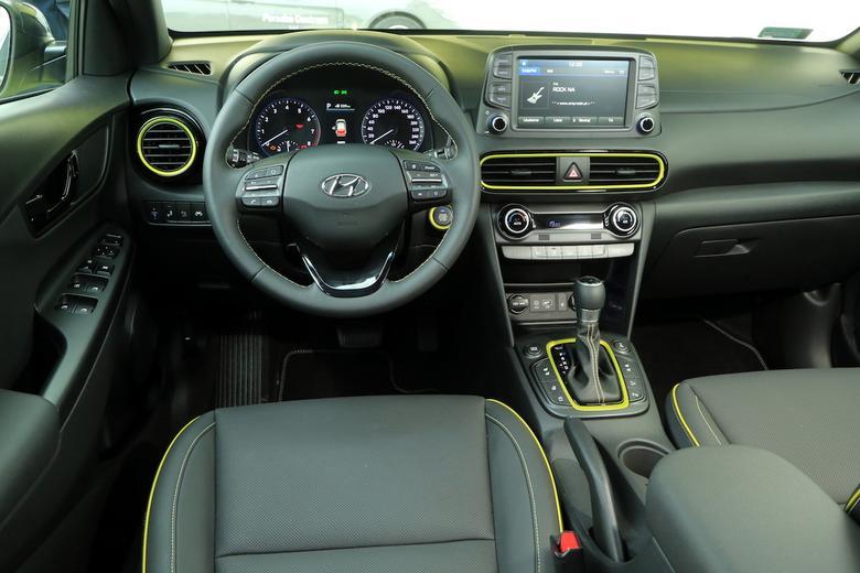 Hyundai Kona 1.6 T-GDI 7DCT 4WD Premium
