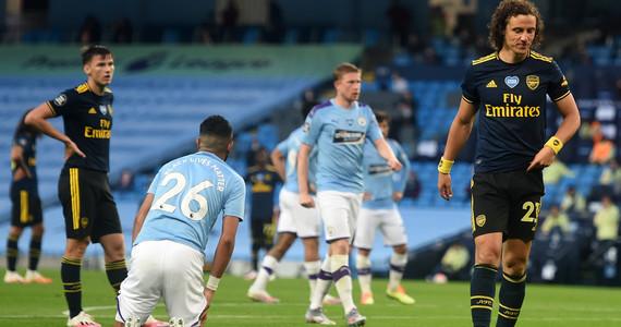Premier League: Wynik meczu Manchester City - Arsenal Londyn ...