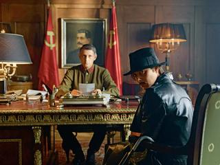 """Babylon Berlin"", serial"
