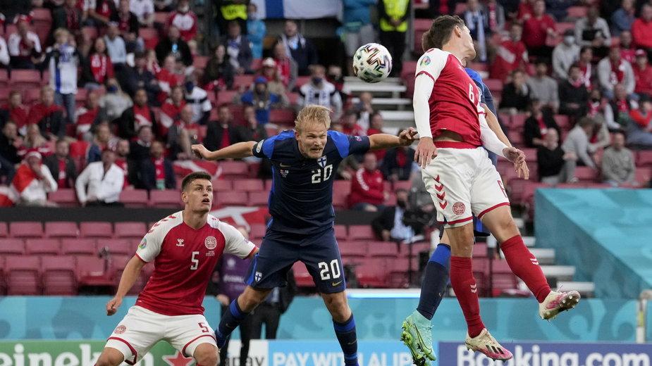 Finowie stali się autorami pierwszej sensacji podczas Euro 2020