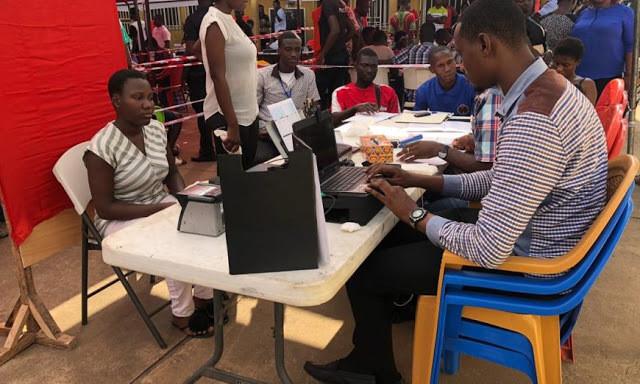 Voters register (File photo)