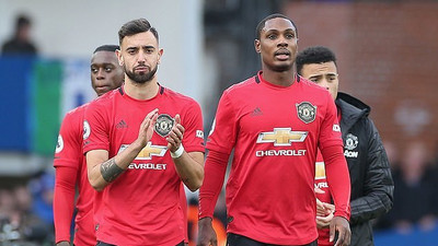 Manchester United midfielder Bruno Fernandes says Odion Ighalo is an important player for the club